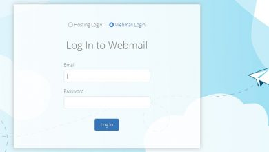 webmail login - Bluehost